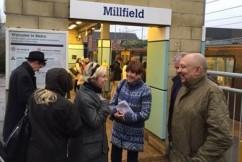 Millfield Metro station